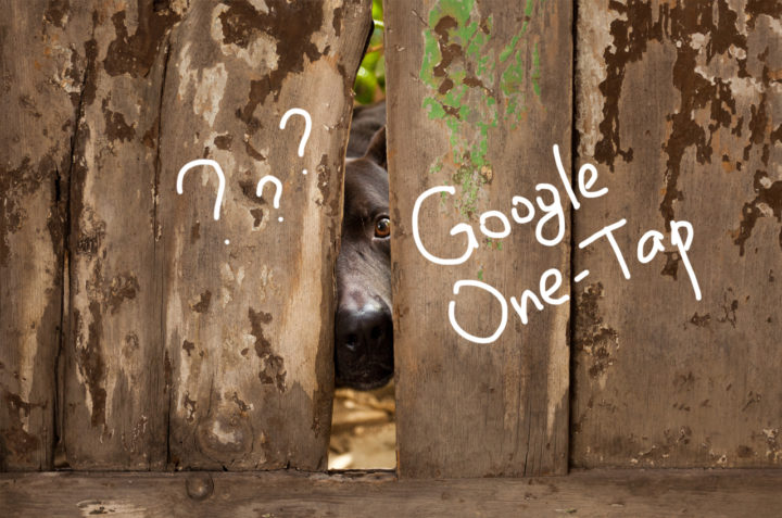 Why You Still Can't Use Google One-Tap (Google YOLO) in Your